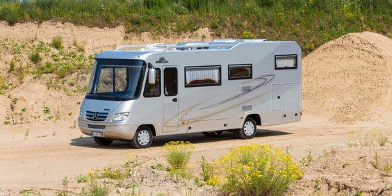 Der VARIO-Star | das Zwei-Personen Mobil | kompakte Wohnmobil-Klasse | maximaler Komfort