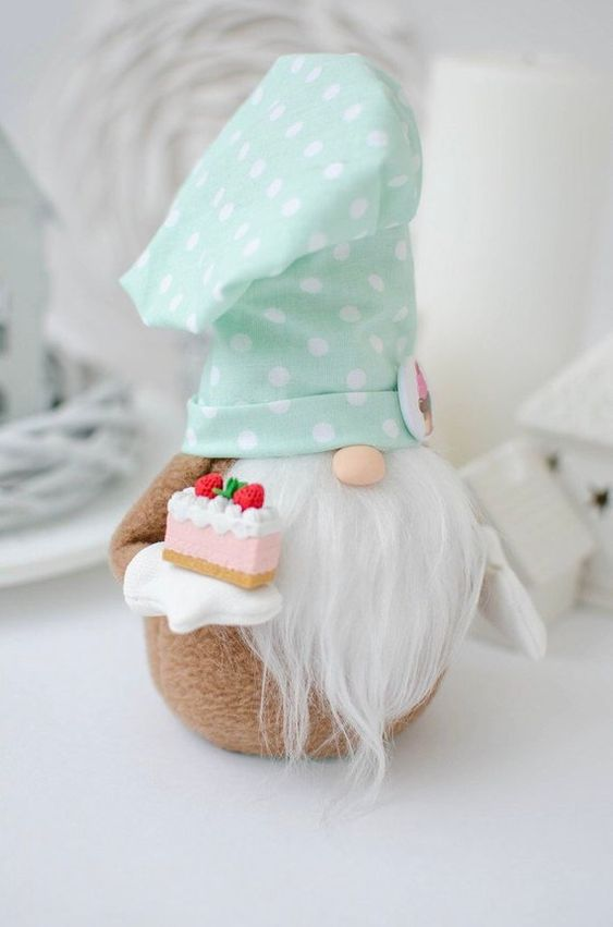 Family of gnomes Wedding gnomes Cook gnome Kitchen Decoration   Etsy