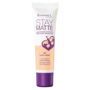 Rimmel Stay Matte Liquid Mousse Foundation - Soft Beige : Target