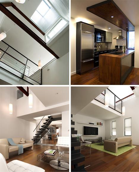 Not a gadget but it 39 s still a target modern townhouse for Townhouse interior design ideas