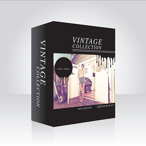Vintage Presets for Lightroom and ACR