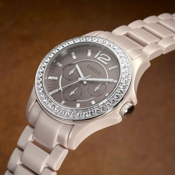 Riley Women's Watches | FOSSIL
