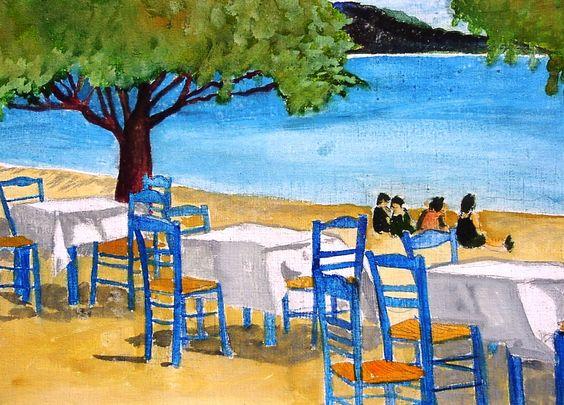 """Griechische Taverna"""