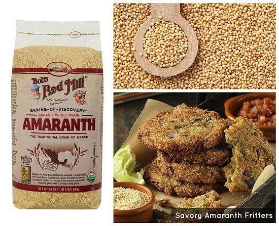 What is it? Wednesday: Amaranth   Bob's Red Mill