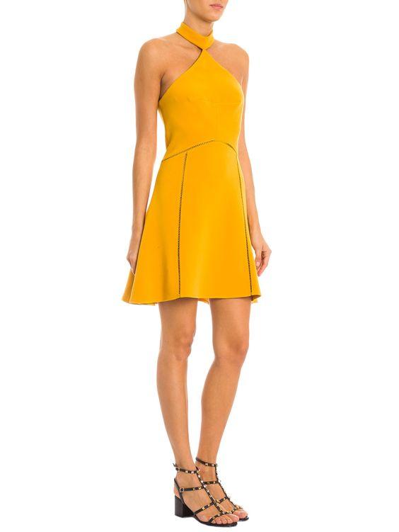 Vestido Adriana - CD+ - Amarelo - Shop2gether