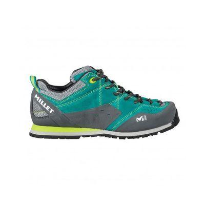 51367138150da Turistická obuv Millet LD Rockway - Green Zelená