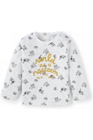 Babyshirts - Bedrucktes Baumwoll-T-Shirt