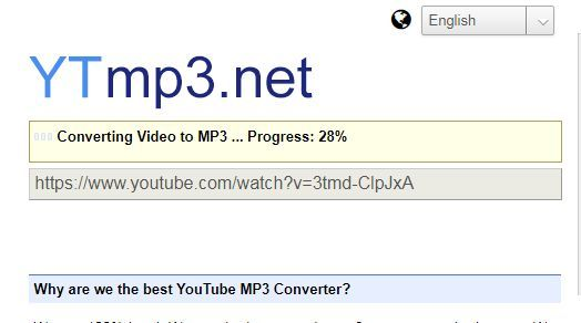 Ytmp3 Net Youtube Mp3 Client Side Converter Review Tutorial Download Mp3 From Youtube Video Instantly Y Youtube Music Converter Music Converter Youtube