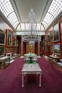 Picture Gallery designed by John Nash at Attingham Park