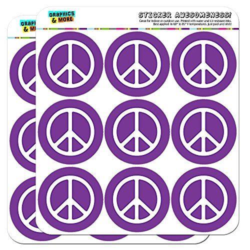 Rounded Peace Sign Symbol Purple 2 Planner Calendar Scra Https