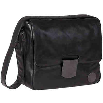 Wickeltasche Tender, Messenger Bag, Black