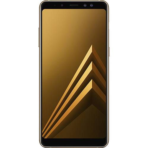 Smartphone Samsung Galaxy A8 Plus Dual Chip Android 7 1 Tela 6