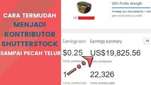 Cara Mendaftar Kontributor Shutterstock Sampai Pecah Telur Belajar Musik Tahu