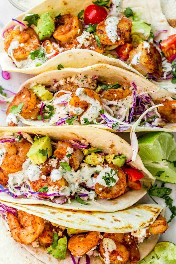 Shrimp Taco Recipe