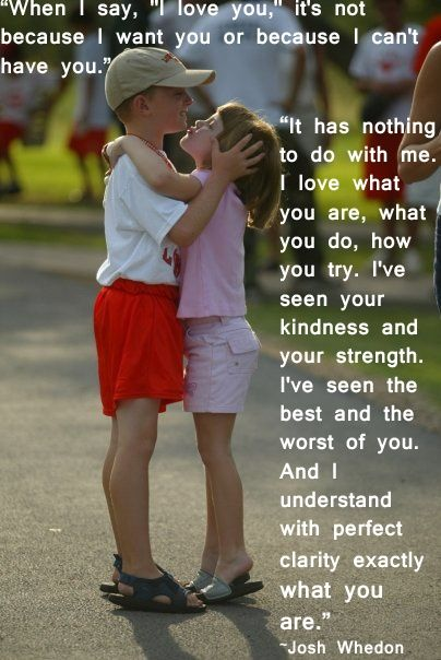 love this definition of love