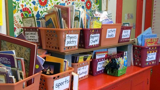 Decrease Classroom Clutter to Increase Creativity (great article with tips)