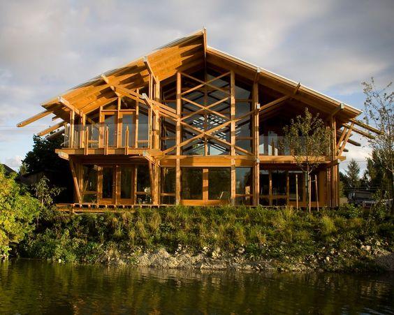 Ventajas y desventajas medioambientales de la madera en las construcciones