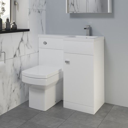 Combined Vanity Units With Toilet Plumbworld Vanity Units Toilet Vanity