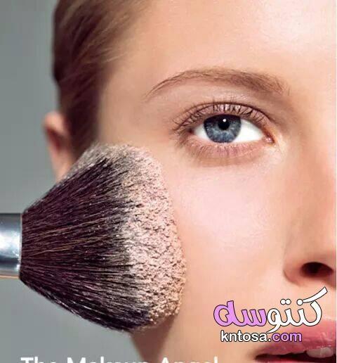 الوان اللوس باودر كيفية اختيار اللوس باودر ايه هي اللوس بودر Powder Brush Beauty Brush