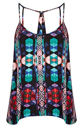 Love the print and the back of course is amazing! $50 at TopShop