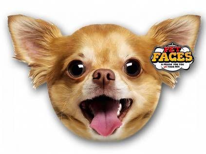 Kissen & KissenbezügePet Faces Kissen Hund: Chihuahua -50 cm-