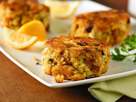 Recipe For Stove Top Stuffing Crab Cakes