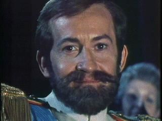 Charles Kay as Tsar Nicholas in 'Fall of Eagles'
