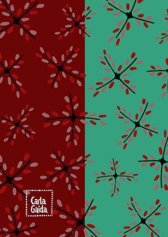 Carla Gaida / Motif-design textile - illustrations Portfolio : Portfolio