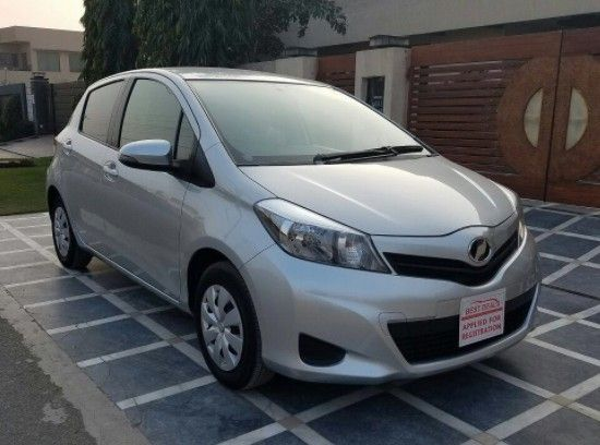 Toyota Vitz 2013 Import 2017 Bumper To Bumper Geniune Tv Nevigation Clean Ride Grade 3 5 All Documents Are Clear Ju Toyota Cars For Sale Silver Color