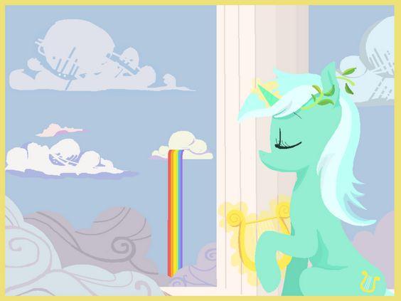 Pretty picture of Lyra