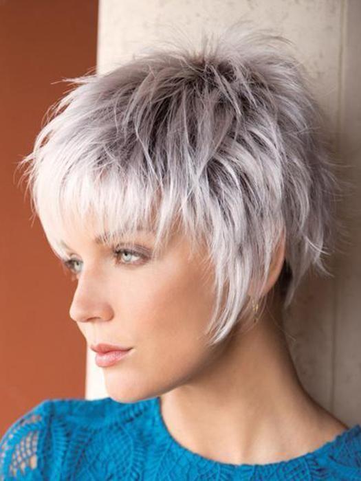 23+ Femme coiffure cheveux blancs idees en 2021