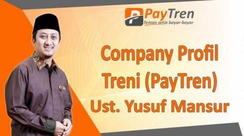 Cara Daftar Paytren Yusuf Mansur Bisnis Emonay Paytren Tech Company Logos Company Logo Online
