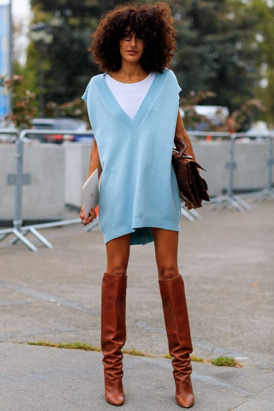 Best Slouch Boots: How To Wear Them & What To Wear Them With