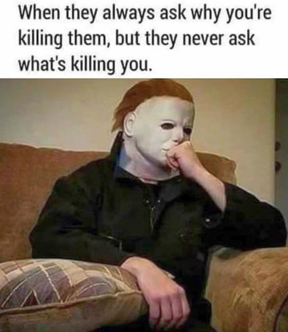 33 Memes And Funny Pictures That You Definitely Need Funnypictures Funn Weird But Fun Humor Fun Fu Dark Humor Jokes Spooky Memes Dark Humour Memes