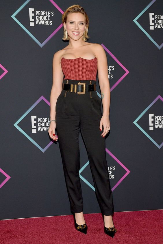 Hot or Not - Scarlett Johansson ai People's Choice Awards