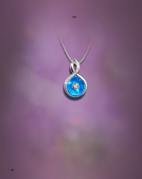 Illusia Pendant