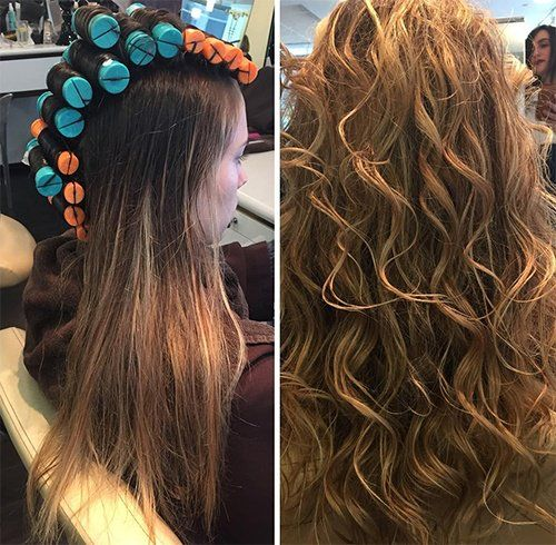 30 Amazing Ways Of Perming Hair Curly Hair Styles Hair