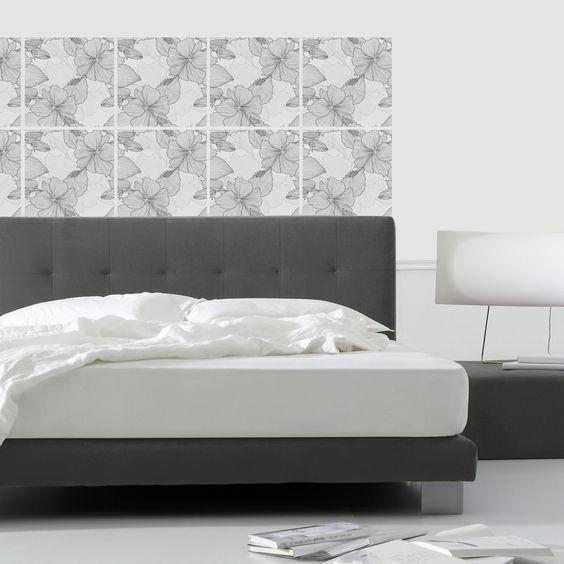 Der moderne Wohnstil lässt Purismus auf liebevolle Eleganz treffen und macht das moderne Zuhause zu dem was es sein soll: Ein gemütlicher Ort, den man individuell dekorieren und unbeschwert genießen kann. Setzen Sie jetzt mit unseren modischen Stickerfliesen neue Akzenze!