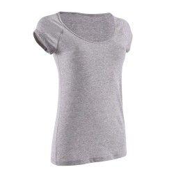 T-Shirt Slim Active Fitness - Decathlon