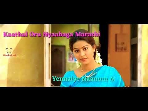 Kaathal Oru Whatsapp Status Youtube Youtube Videos Music