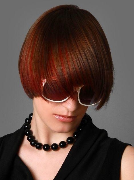 Stylish Hair Highlights Idea