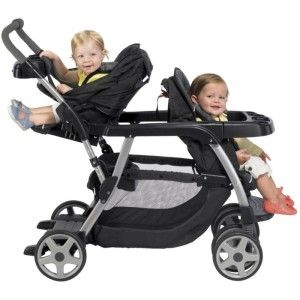 strollers double strollers and trends on pinterest. Black Bedroom Furniture Sets. Home Design Ideas