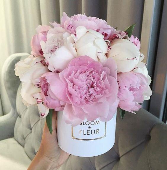 Kwiaty na Dzień Kobiet - najpiękniejsze bukiety z Instagrama, fot. Instagram.com/bloomdefleur