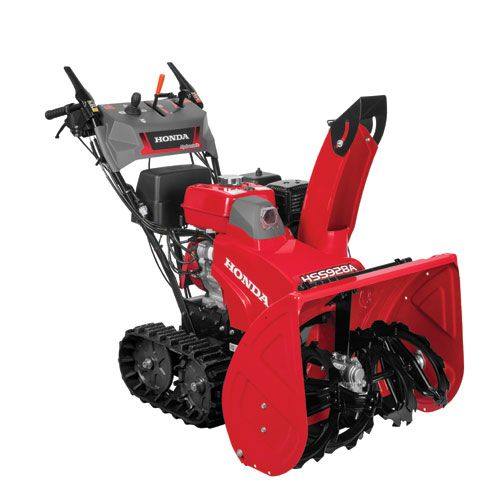 Honda Snow Blower 28 In 2021 Snow Blower Track Driving Gas Snow Blower