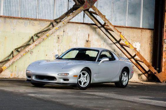 MazdaFitment » Pure White FD3S RX-7 FD3S Pinterest Pure - porsche design k chenger te