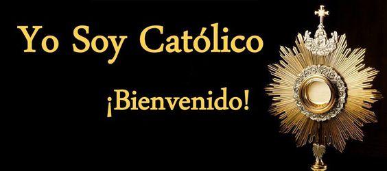 Yo soy católico