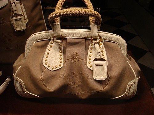 #Prada #bag fashion
