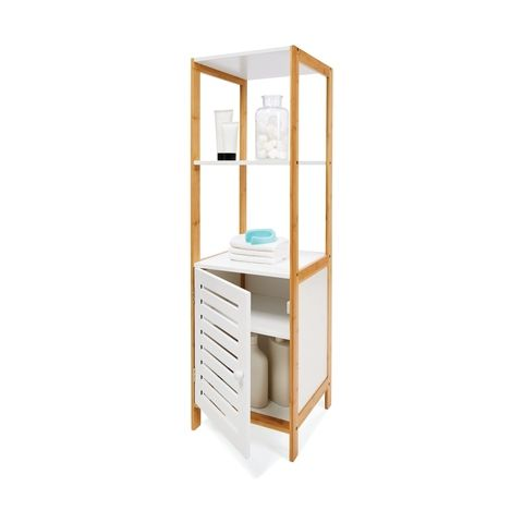Bamboo Framed Storage Cabinet With Shelves Storage Cabinet Shelves Storage Cabinet Bamboo Frame