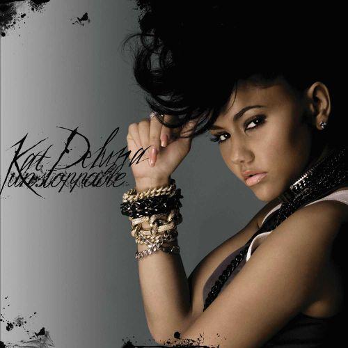 Kat DeLuna, Lil Wayne – Unstoppable (single cover art)