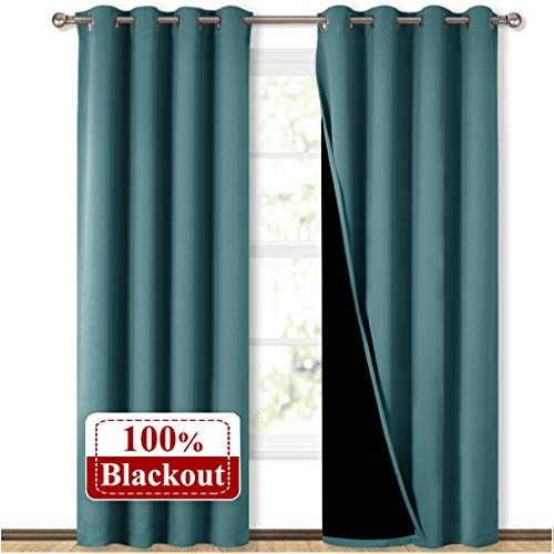 Black Out Curtains For Both Bedrooms Window Draperies Curtains Drapes Curtains